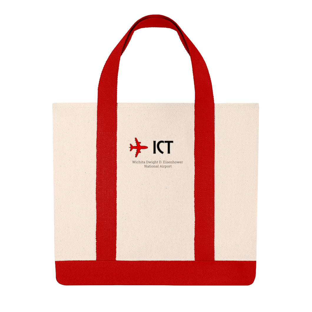 Fly ICT Shopping Tote