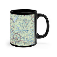 Load image into Gallery viewer, AEX Sectional Black mug 11oz