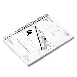 MDT Spiral Notebook - Ruled Line