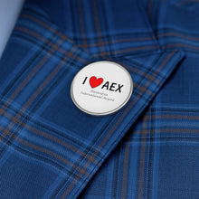 Load image into Gallery viewer, AEX Heart Metal Pin