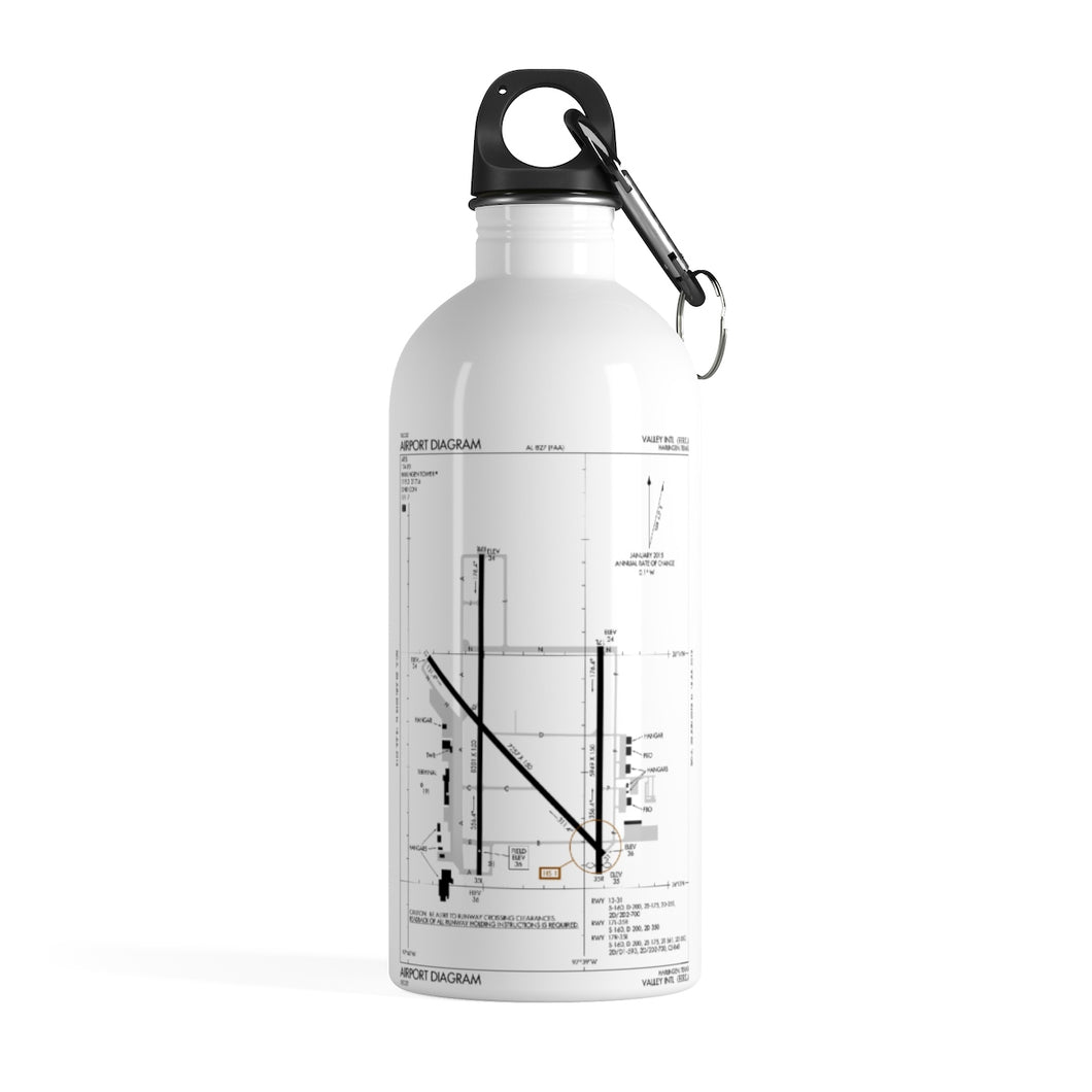 HRL Stainless Steel Water Bottle
