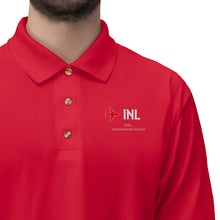 Load image into Gallery viewer, Fly INL Men's Jersey Polo Shirt