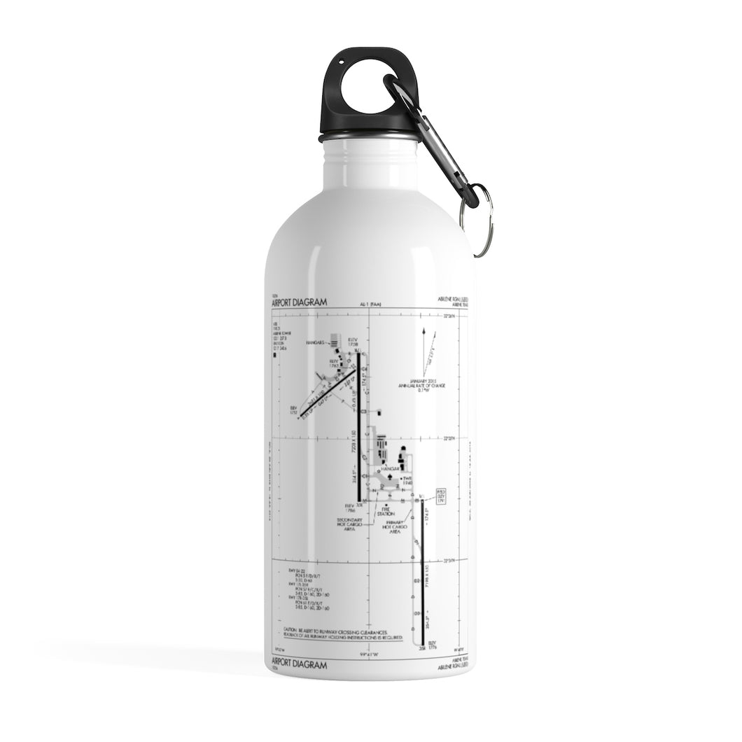 ABI Stainless Steel Water Bottle