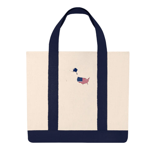 USA Shopping Tote