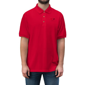 GPI Men's Jersey Polo Shirt