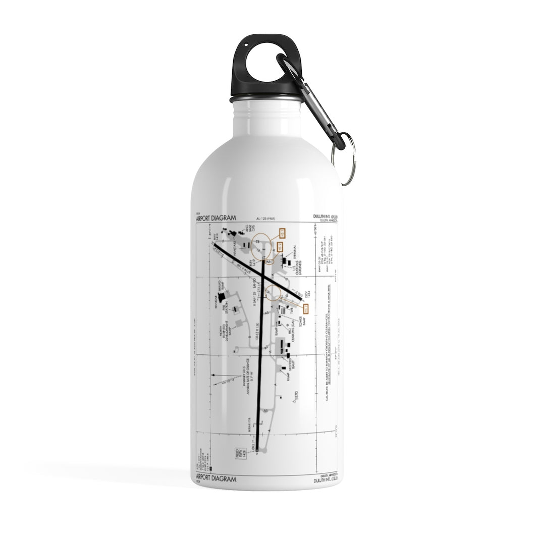 DLH Stainless Steel Water Bottle