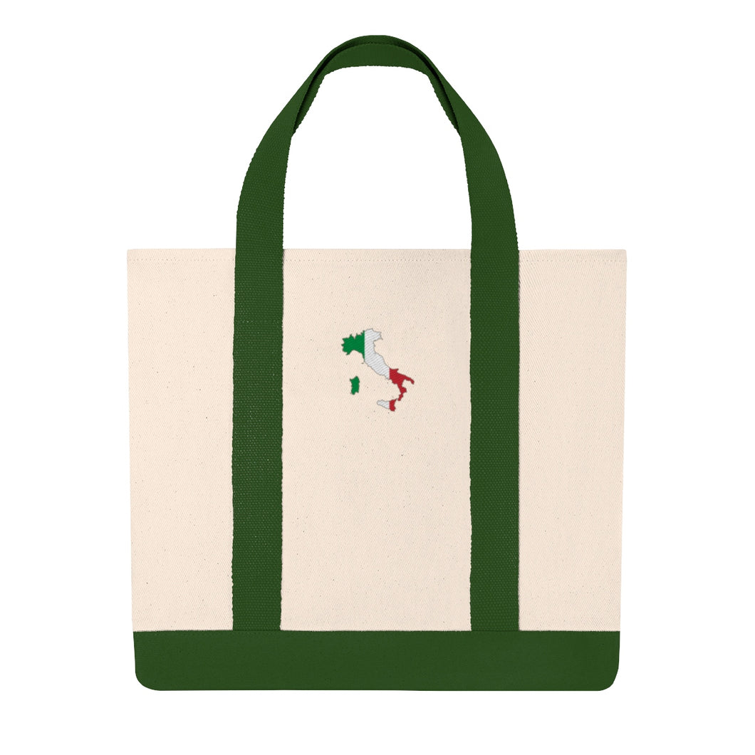 Italy Shopping Tote