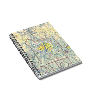 PDX Sectional Spiral Notebook - Ruled Line