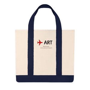 Fly ART Shopping Tote