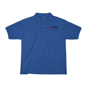 Fly AZO Men's Jersey Polo Shirt