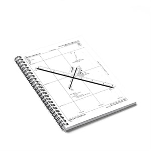 INL Spiral Notebook - Ruled Line