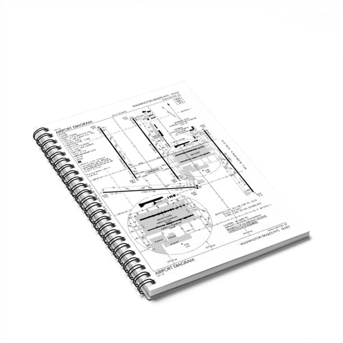 IAD Spiral Notebook - Ruled Line