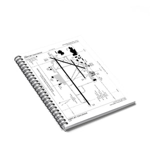 IAG Spiral Notebook - Ruled Line