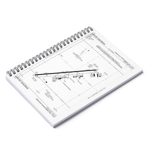 GSP Spiral Notebook - Ruled Line