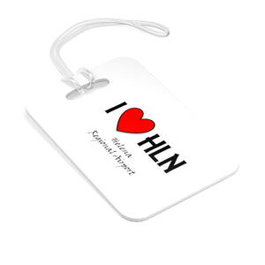 HLN Heart Bag Tag