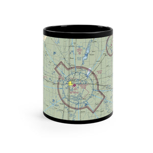 ABR Sectional Black mug 11oz