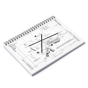BED Spiral Notebook - Ruled Line