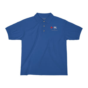 Fly INL Men's Jersey Polo Shirt