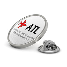 Load image into Gallery viewer, Fly ATL Metal Pin