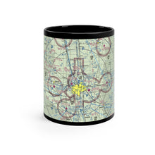 Load image into Gallery viewer, FAR Sectional Black mug 11oz