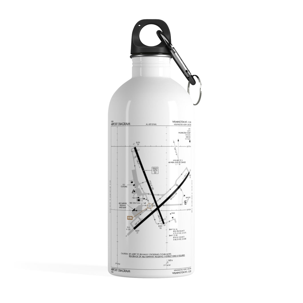 ILM Stainless Steel Water Bottle