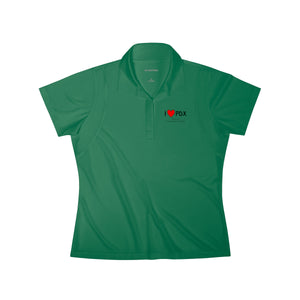 PDX Heart Women's Polo Shirt