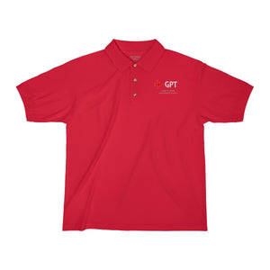 Fly GPT Men's Jersey Polo Shirt