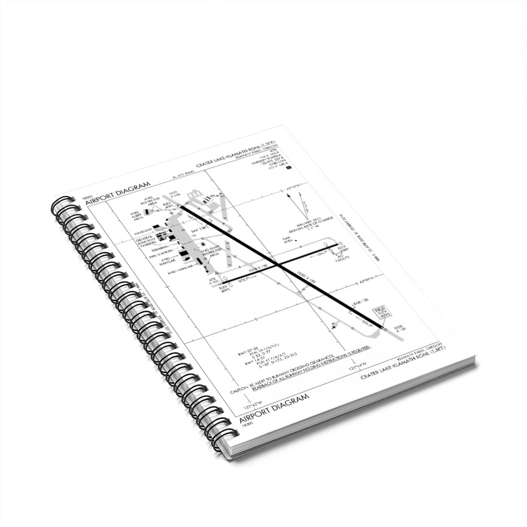 LMT Spiral Notebook - Ruled Line
