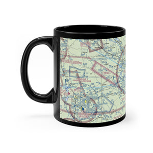 AEX Sectional Black mug 11oz