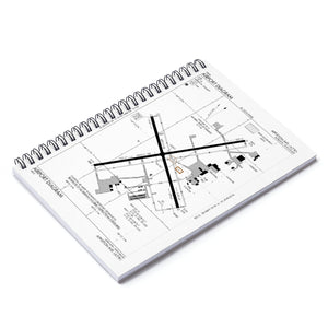 ATW Spiral Notebook - Ruled Line