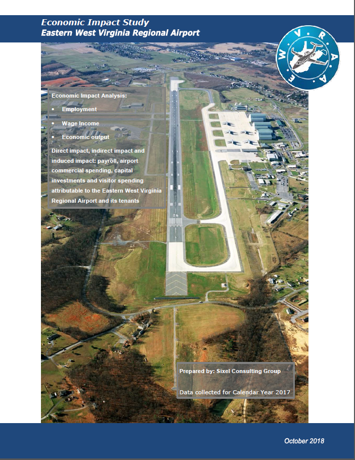 Economic Impact Study - Non-Hub and Small Hub Airports