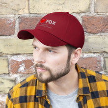 Load image into Gallery viewer, PDX Heart Unisex Twill Hat