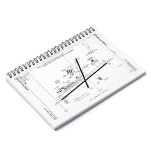 FSM Spiral Notebook - Ruled Line