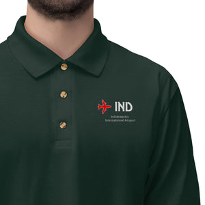 Fly IND Men's Jersey Polo Shirt