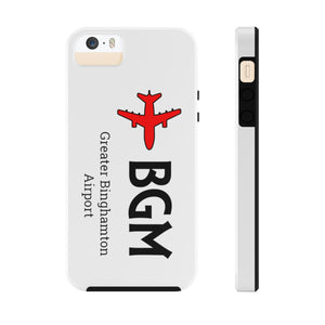 Fly BGM Case Mate Tough Phone Cases