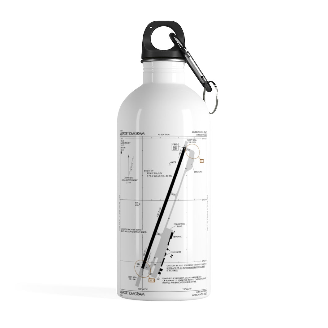 JAC Stainless Steel Water Bottle