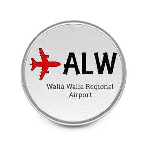 Fly ALW Metal Pin