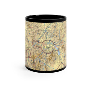 HLN Sectional Black mug 11oz