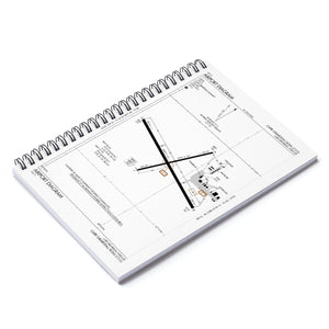 CGI Spiral Notebook - Ruled Line