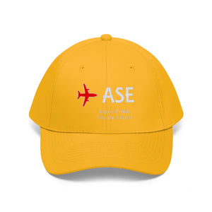 Fly ASE Unisex Twill Hat