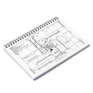 DEN Spiral Notebook - Ruled Line
