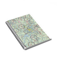 Load image into Gallery viewer, AGS Sectional Spiral Notebook - Ruled Line