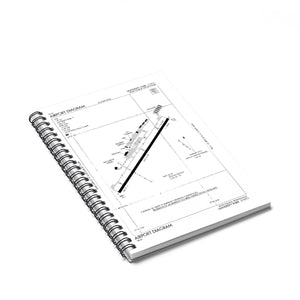 UNV Spiral Notebook - Ruled Line