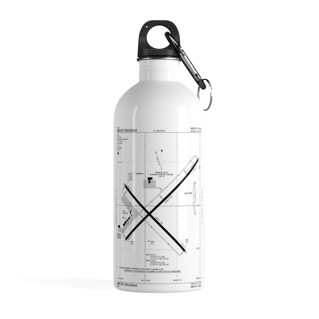 MBS Stainless Steel Water Bottle