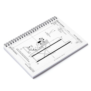 GLH Spiral Notebook - Ruled Line