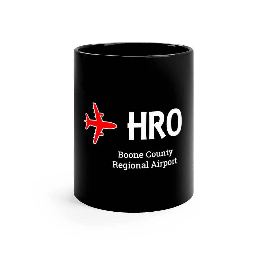 Fly HRO Black mug 11oz