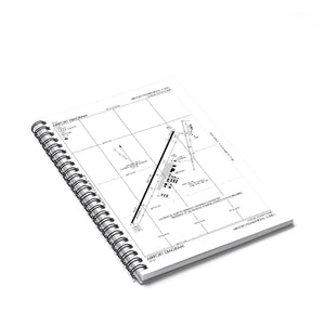 LBE Spiral Notebook - Ruled Line