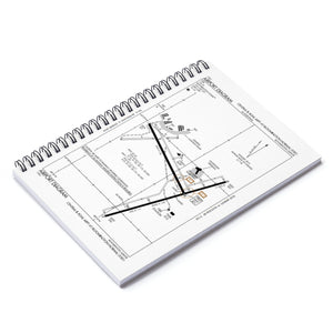 BMI Spiral Notebook - Ruled Line