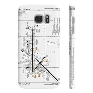 ABQ Diagram Wpaps Slim Phone Cases
