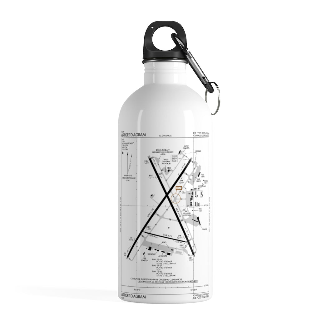 FSD Stainless Steel Water Bottle